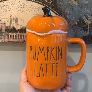 Rae Dunn Pumpkin Latte brand new